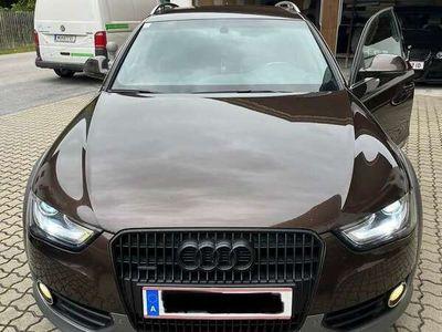 gebraucht Audi A4 Allroad 2,0 TDI quattro DPF