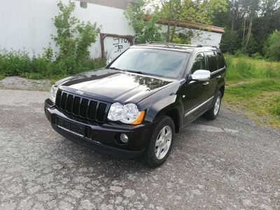 used Jeep Grand Cherokee 3,0 V6 CRD Limited
