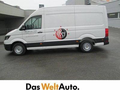 gebraucht VW Crafter 30 Kastenwagen Entry L3H3 TDI, 140 PS, 3 Türen, Schaltgetriebe