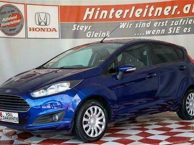 gebraucht Ford Fiesta WINTERPAKET KAMERA BLUETOOTH