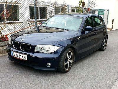 gebraucht BMW 118 1er DPF