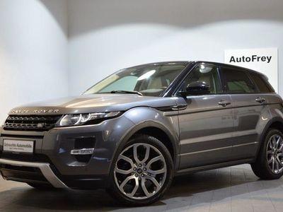 gebraucht Land Rover Range Rover evoque Dynamic 2,2