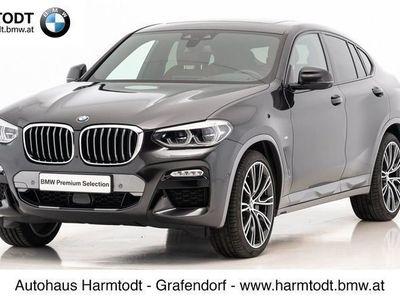 gebraucht BMW X4 xDrive25d