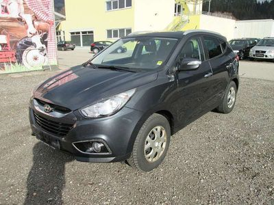 gebraucht Hyundai ix35 2,0 CRDi Style 4WD SUV / Geländewagen,