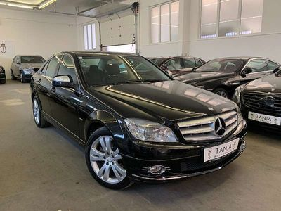 gebraucht Mercedes C280 C-KlasseAvantgarde 4MATIC Aut.*1-BESITZ*TOP-ZUSTAND*SERVICEGEPFLEGT* Limousine