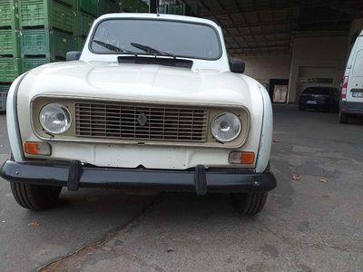 brugt Renault R4 Klein-/ Kompaktwagen,