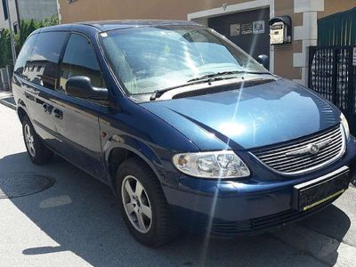 gebraucht Chrysler Voyager 2.5 Kombi / Family Van,