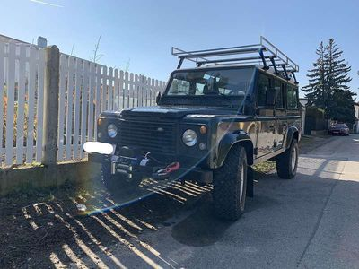 used Land Rover Defender 110 Tdi SW Country SUV / Geländewagen,