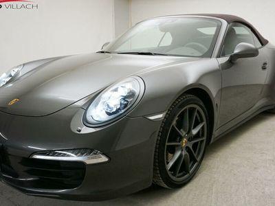 gebraucht Porsche 911 Carrera 4 Cabriolet Sportwagen / Coupé
