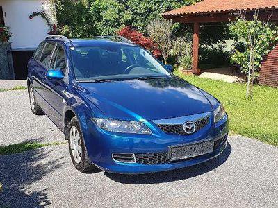 gebraucht Mazda 6 Sportcombi 1.8 TE Kombi / Family Van
