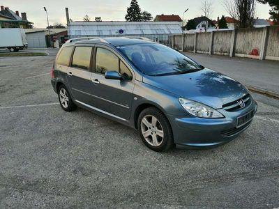 gebraucht Peugeot 307 Sw 1.6 HDI 110 Kombi / Family Van