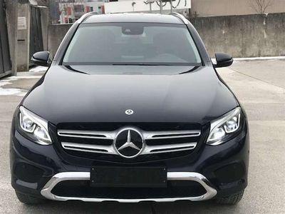 gebraucht Mercedes 220 GLC-KlasseCDI Vollausstattung TOP SUV / Geländewagen
