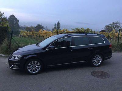 gebraucht VW Passat Variant Comfortline BMT TDI 4Motion DSG Kombi / Family Van,