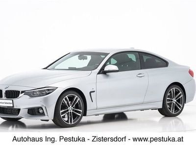 used BMW 420 d