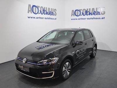 used VW e-Golf