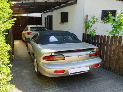 gebraucht Chevrolet Camaro Cabrio Cabrio / Roadster