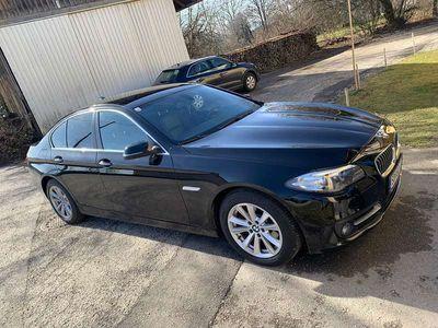 gebraucht BMW 518 5er-Reihe d F10 Limousine