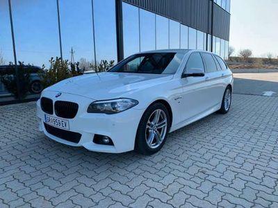 gebraucht BMW 520 5er-Reihe Kombi Diesel (F11 LCI) Österreich-Pake