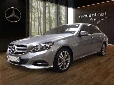 gebraucht Mercedes E220 CDI Avantgarde A-Edition