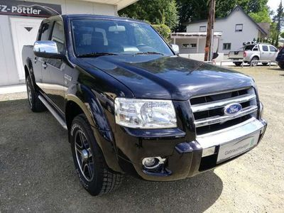gebraucht Ford Ranger RangerDoppelkabine 4x4 XLT+ 3,0 TDCi