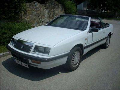 gebraucht Chrysler Le Baron Cabrio 3,0 V6 Aut.