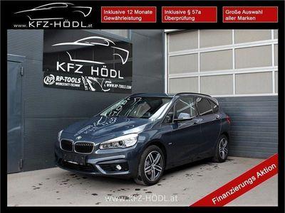 gebraucht BMW 116 2er Active Tourer 216d Active Tourer Sport Line Aut., Line,PS, 5 Türen, Automatik