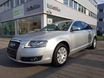 gebraucht Audi A6 2.0 TDI Limousine