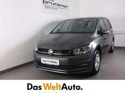 gebraucht VW Touran TDI SCR DSG 5-Sitzer