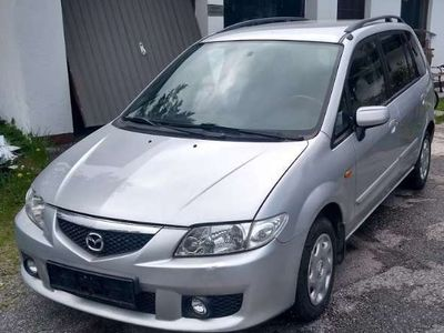 gebraucht Mazda Premacy 2,0 Active Blue DITD