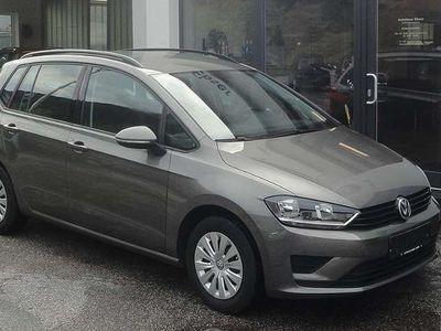 gebraucht VW Golf Sportsvan Trendline 1,6 BMT TDI Limousine