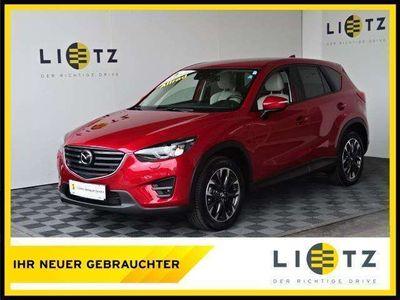 """gebraucht Mazda CX-5 CD150 AWD Nordic Edition """"Leder weiss"""" Aut. SUV / Geländewagen"""
