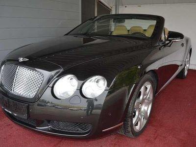gebraucht Bentley Continental GT Cabrio Cabrio / Roadster,