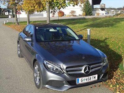 gebraucht Mercedes C180 d BlueTEC, Avantgarde, Automatik, Vollleder, Navi