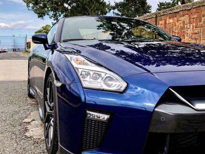 gebraucht Nissan GT-R Sportwagen / Coupé