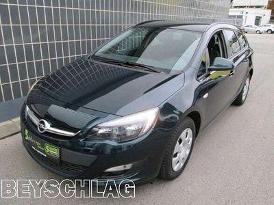 gebraucht Opel Astra ST 1,4 Ecoflex Cool&Sound Flotte