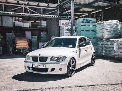 gebraucht BMW 123 1er-Reihe Diesel (E87) Österreich-Paket Aut.