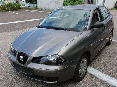used Seat Ibiza Reference 1,4 16V mit Klima Limousine,