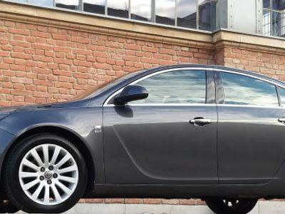 brugt Opel Insignia 1,8 Cosmo Ecotec // Gepflegt // Finanzierung // Limousine,