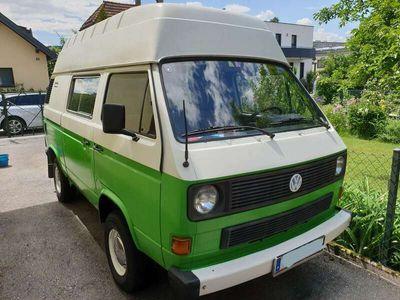 gebraucht VW T3 Funkerbus Bundesheer