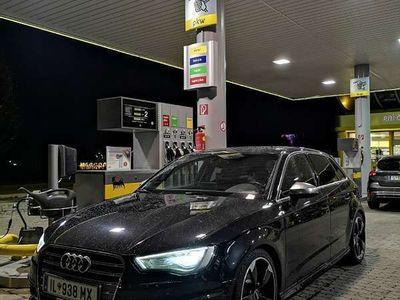 gebraucht Audi A3 S3 2.0 TFSI Sportwagen / Coupé