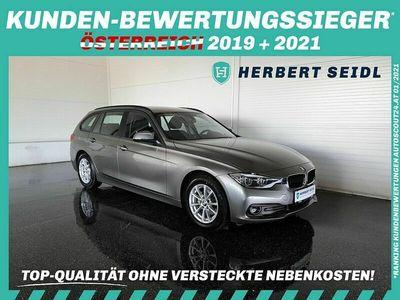gebraucht BMW 318 d Touring Aut.