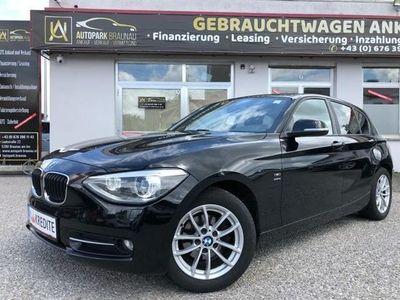 used BMW 118 1er-Reihe Diesel (F20) Österreich-Paket