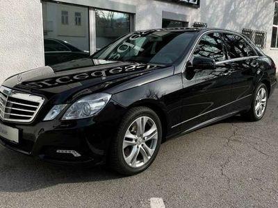 gebraucht Mercedes E350 Avantgarde BlueEfficiency 4MATIC CDI Aut.