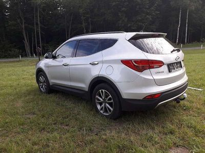 used Hyundai Santa Fe SUV / Geländewagen,
