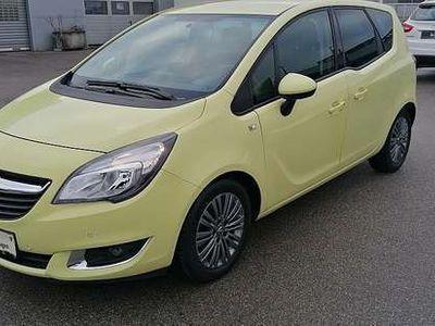 gebraucht Opel Meriva 1,4 Turbo Ecotec Österreich Edition Aut.