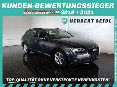 gebraucht Audi A4 Avant 2,0 TDI S-tronic *STANDHZG / ANHÄNGEVORR....