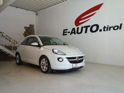 gebraucht Opel Adam 1,4 Glam *LED STERNENHIMMEL *TEMPOMAT Limousine