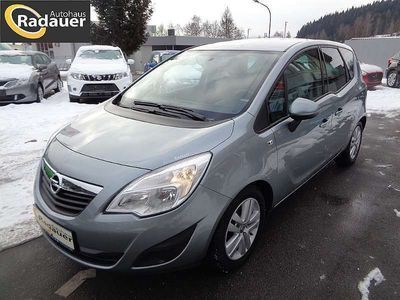 gebraucht Opel Meriva 1,3 CDTI ecoFlex Edition DPF Kombi / Family Van,