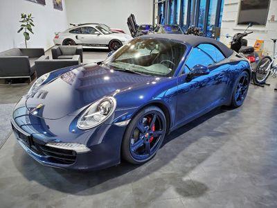 gebraucht Porsche 911 Carrera S Cabriolet 991 DSG mit Top Ausstattung