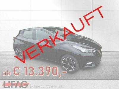 gebraucht Nissan Micra 92 N-Way *ab 13.390,-* Limousine